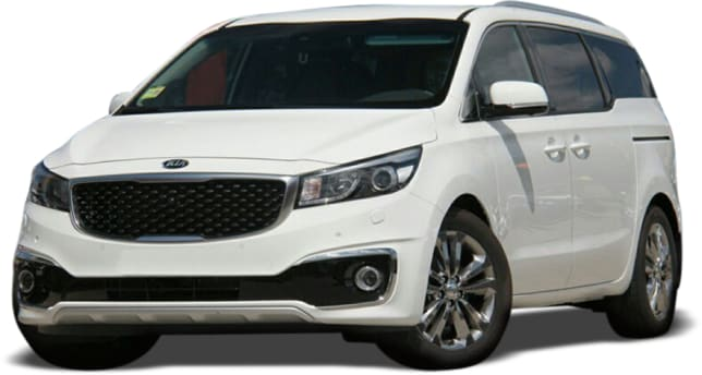 2015 Kia Carnival People mover Platinum