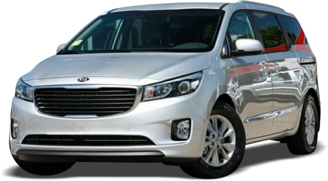2015 Kia Carnival People mover Si