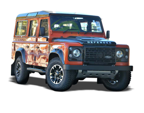 2015 Land Rover Defender SUV 110 Adventure Edition (4x4)
