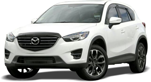 2015 Mazda CX-5 SUV GT Safety (4x4)
