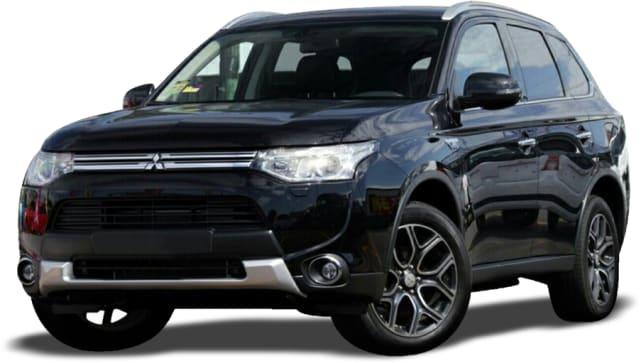 Mitsubishi Outlander Aspire PHEV Hybrid 2015 Price & Specs