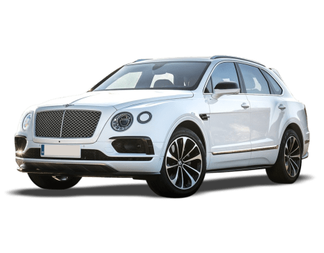 2016 Bentley Bentayga SUV 4 Seat