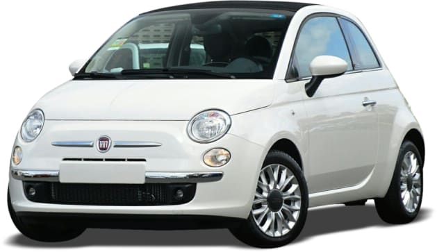 2016 Fiat 500 Convertible Lounge