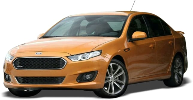 2016 Ford Falcon Sedan XR6
