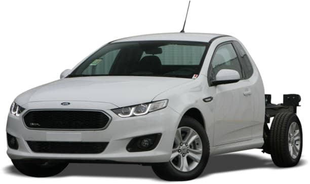 2016 Ford Falcon Ute XR6