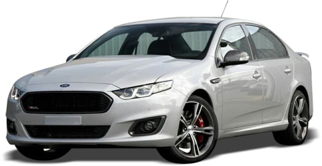 2016 Ford Falcon Sedan XR8