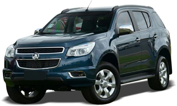 2016 Holden Colorado 7 SUV LTZ (4X4)
