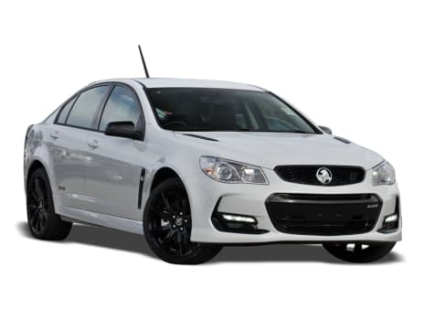 2016 Holden Commodore Sedan SS Black 20 Pack