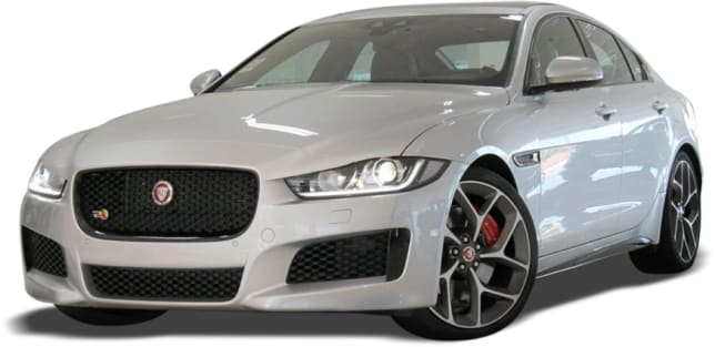 2016 Jaguar XE Sedan S