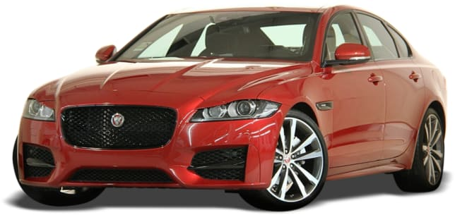 2016 Jaguar XF Sedan 20D R-Sport