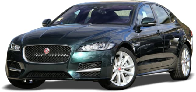 2016 Jaguar XF Sedan 25T R-Sport