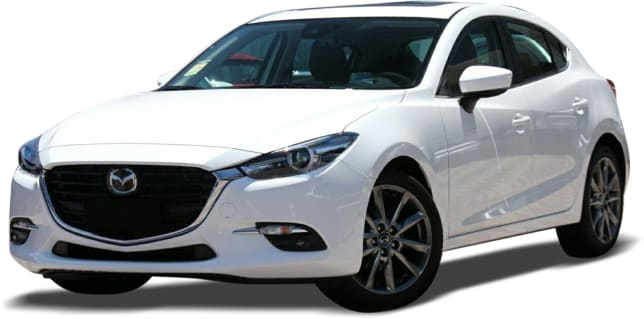 2016 Mazda 3 Hatchback SP25 Astina
