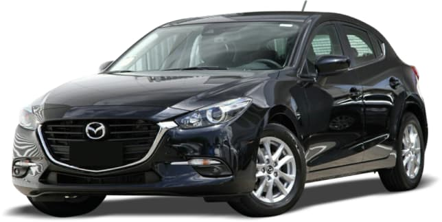 2016 Mazda 3 Hatchback Touring