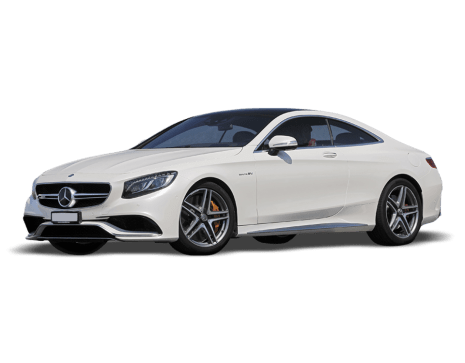2016 Mercedes-Benz S-Class Coupe S63