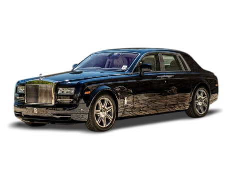 2016 Rolls-Royce Phantom Coupe (base)