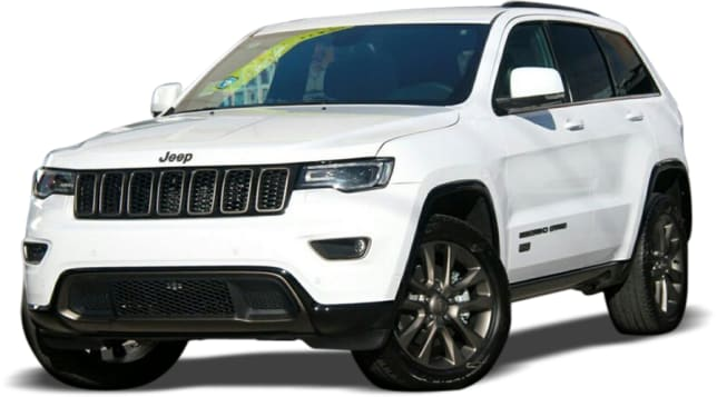 2017 Jeep Grand Cherokee SUV 75th Anniversary (4x4)