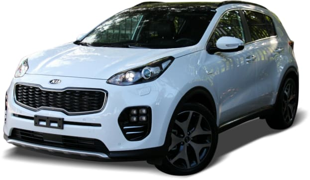 2017 Kia Sportage SUV GT-LINE GREY LEATHER (AWD)