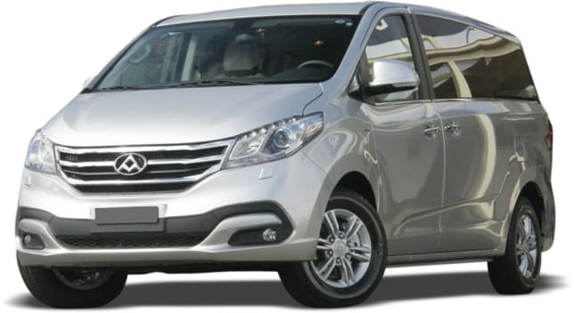2017 LDV G10 People mover (7 Seat)