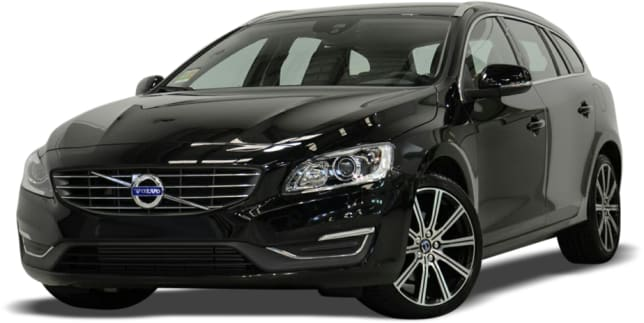 2017 Volvo V60 Wagon T5 Luxury