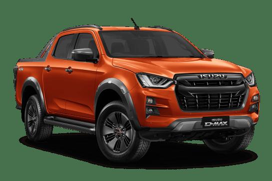 all new d-max pickup truck