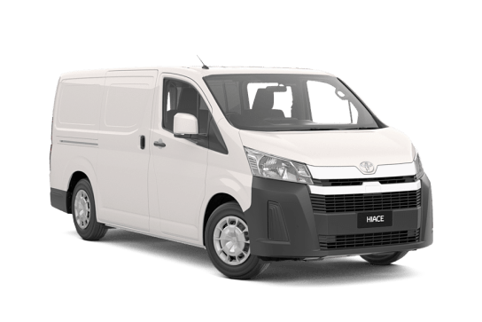 Toyota HiAce Reviews | CarsGuide