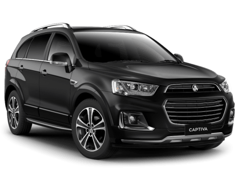 Holden Captiva 2017