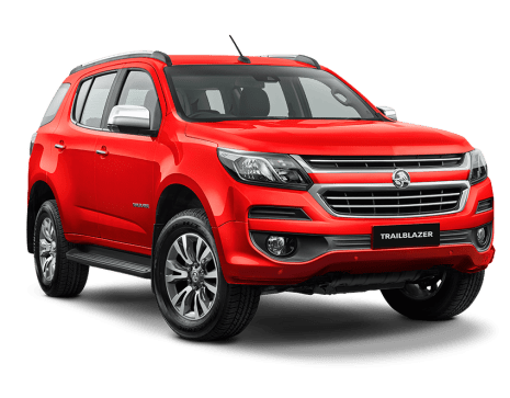 Holden Trailblazer 2018