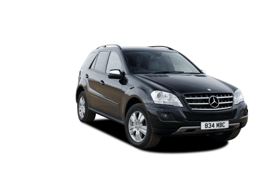 Mercedes-Benz ML320 2003