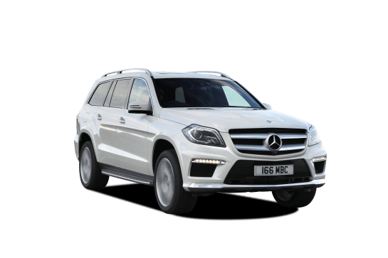 Mercedes-Benz GL350 2018
