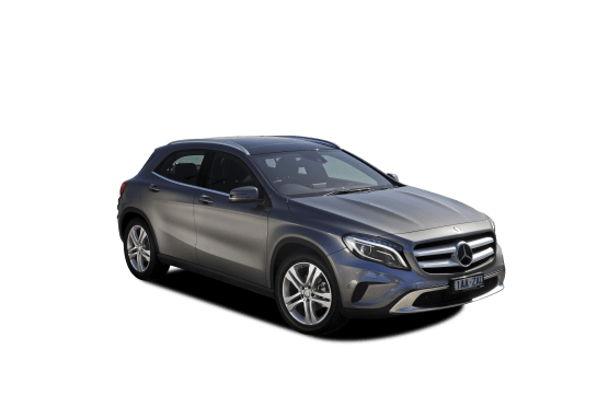 Mercedes-Benz GLA180 2018
