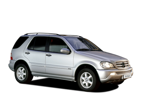 Advertising Automobiles MERCEDES OFFICIAL BENZ M CLASS PRESTIGE SALES BROCHURE 2003 USA EDITION.