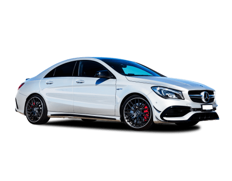 Mercedes-Benz CLA45 2018