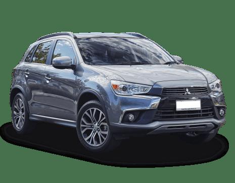 Mitsubishi ASX vs Mitsubishi Outlander | CarsGuide