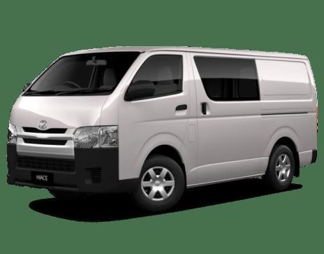 Toyota HiAce 2018 Price & Specs | CarsGuide