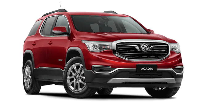 Holden Acadia Reviews Carsguide