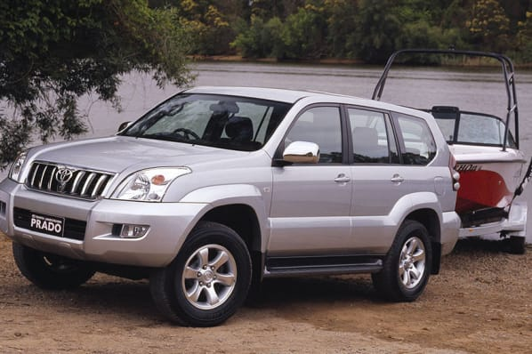 Toyota Land Cruiser Prado Problems Reliability Issues Carsguide