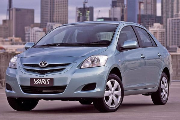 2007 Toyota Yaris Problems Carsguide