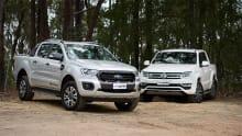 Tom Bush Vw >> Ford Ranger Reviews   CarsGuide