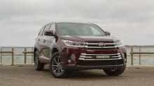 Toyota Kluger Reviews | CarsGuide
