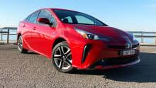Toyota Prius Reviews   CarsGuide