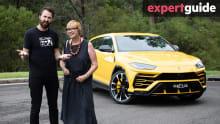 Lamborghini URUS Reviews | CarsGuide