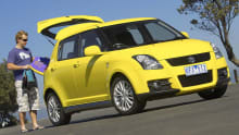 Suzuki Swift Problems | CarsGuide