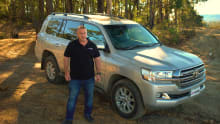 Toyota Land Cruiser Reviews | CarsGuide