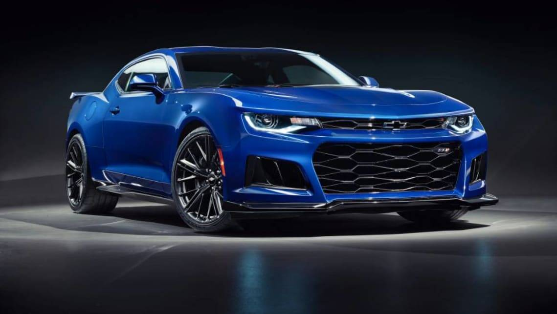 Is The End Coming For The Hsv Camaro Chevrolet S Muscle Car