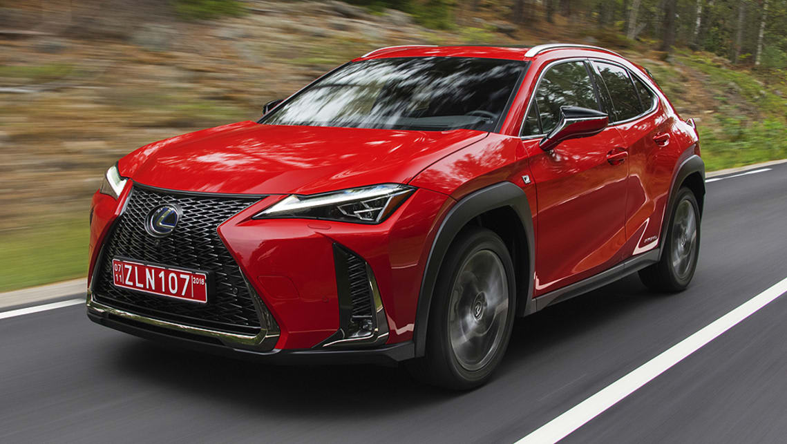 Lexus UX to get Apple CarPlay, Android Auto this year as