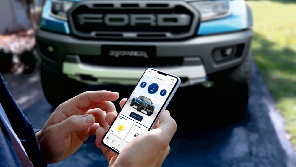 Control your car from your phone: Ford Ranger, Everest And Transit lead new connected car push as FordPass Connect arrives in Australia