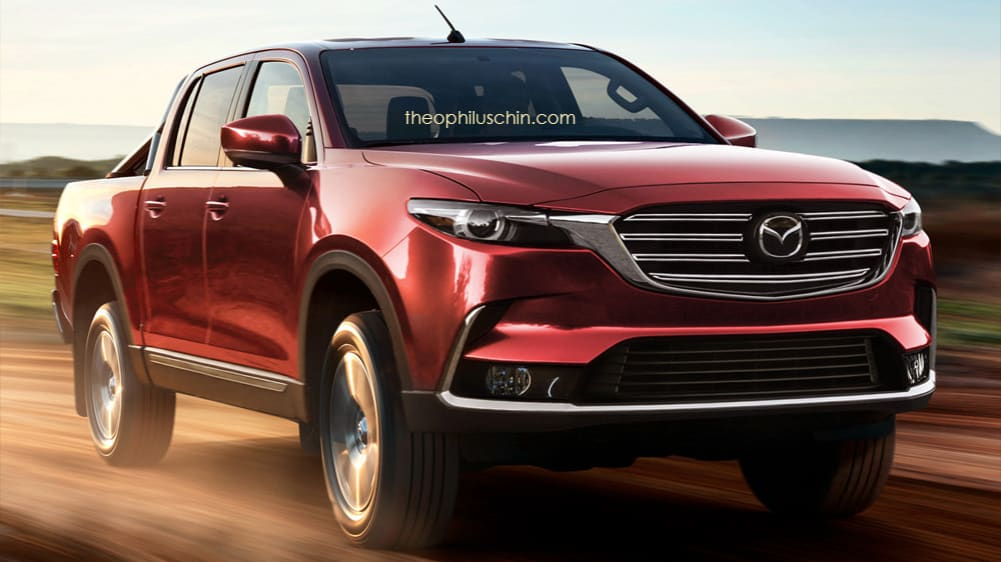 new mazda bt50 still on track for 2020 launch early mark