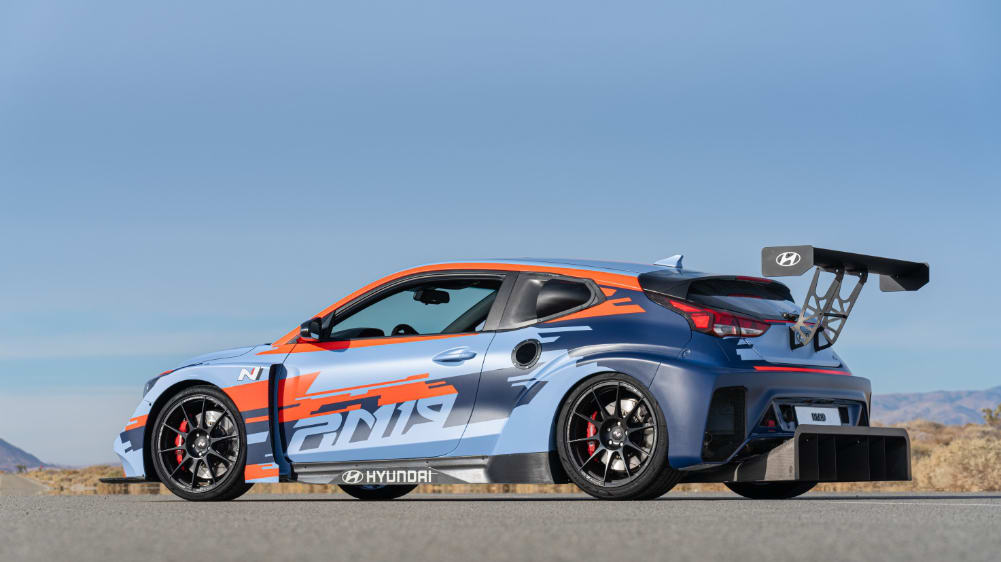 Hyundai's new mid-engined monster to be the new halo car for go-fast N brand: reports