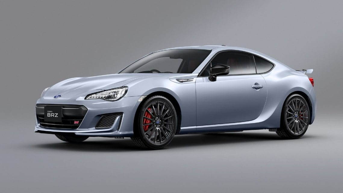 Subaru Brz Vs Toyota 86 >> Second Generation Subaru Brz Toyota 86 Confirmed Car News