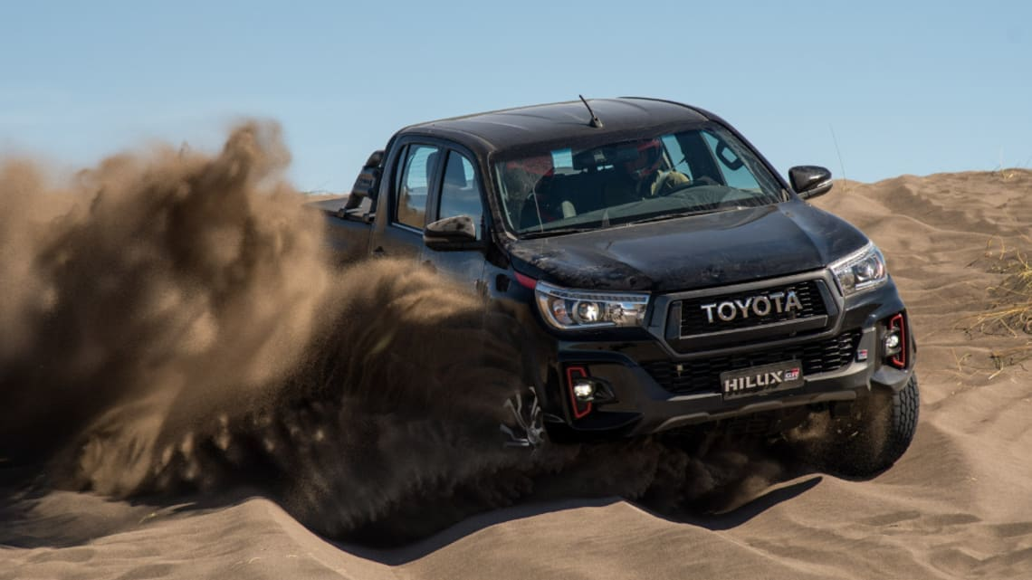 Toyota's Ford Ranger Raptor rival approved! Brand free to use GR HiLux name in Australia - CarsGuide